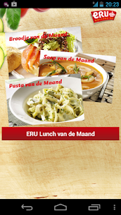 ERU Lunch van de Maand- screenshot thumbnail