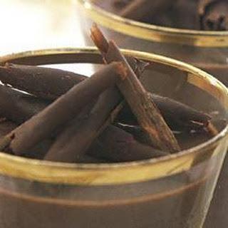 Chocolate Panna Cotta Recipe