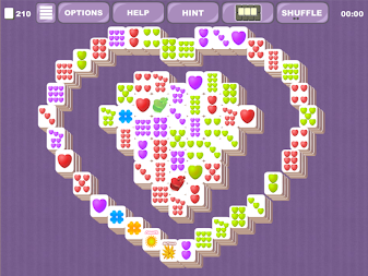 Valentine's Mahjong Tiles APK screenshot thumbnail 11
