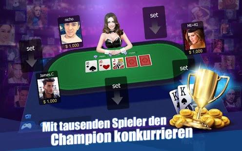 Deutsch Texas Hold'em - screenshot thumbnail