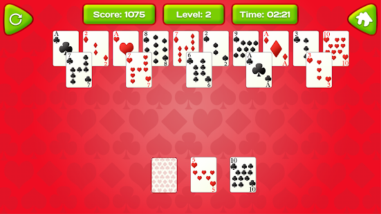 Ace Solitaire: The Card Puzzle- screenshot thumbnail