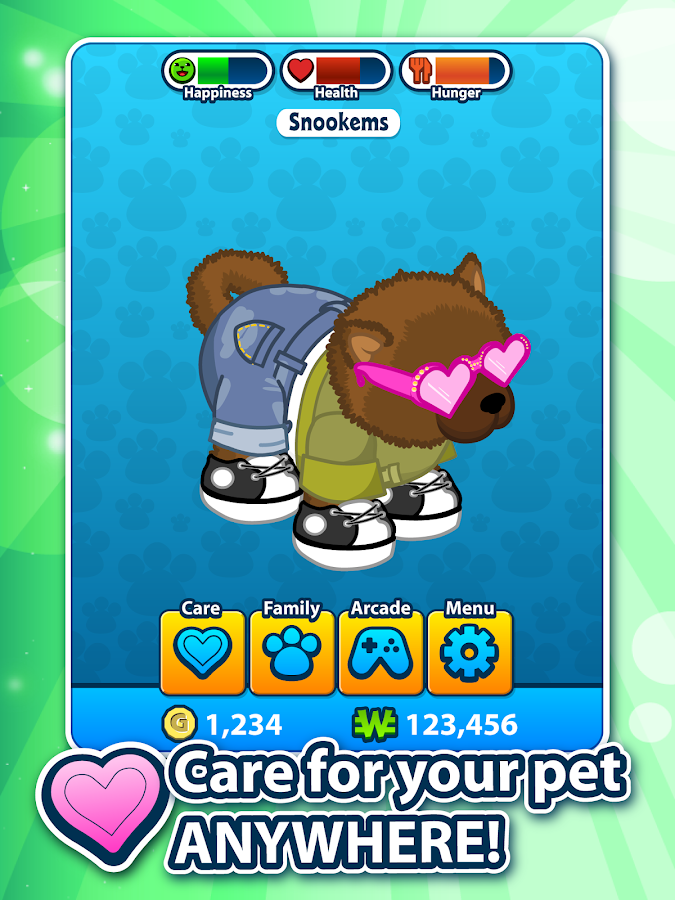 Webkinz™- screenshot