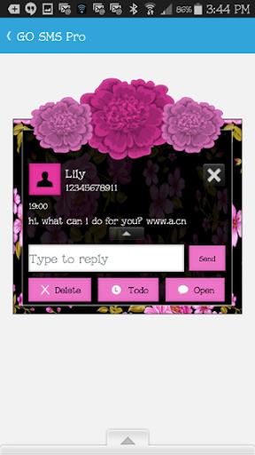 【免費個人化App】GO SMS THEME - SCS448-APP點子