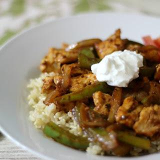 Chicken Faijta Rice Bowl