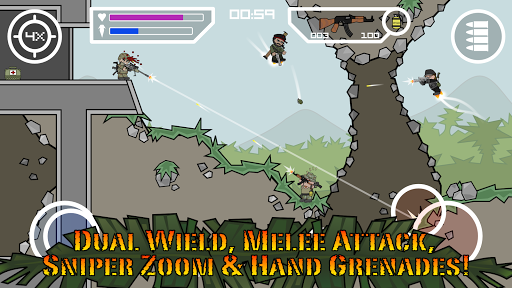 Doodle Army 2 : Mini Militia for PC