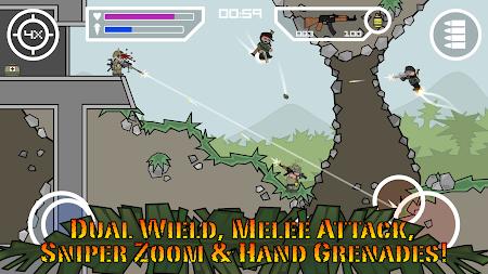 Doodle Army 2 : Mini Militia 2.2.6 screenshot 166598