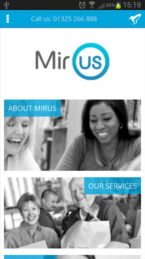 Mirus - screenshot