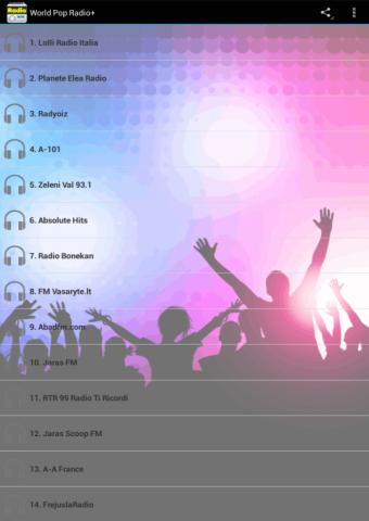 World Pop Radio