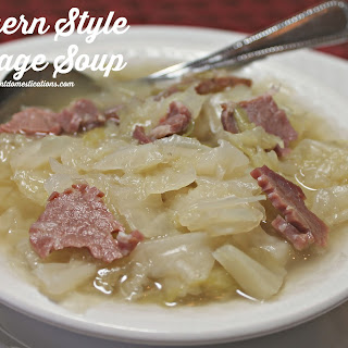 Soul Food Soups Recipes.