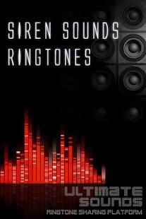 Siren Sounds Ringtones