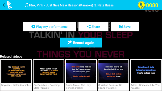 Yokee: Sing Karaoke on YouTube - screenshot thumbnail