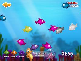Screenshot of Oceanix. Cuentos en Inglés 1
