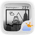CITYCHAT GO WEATHER THEME EX icon