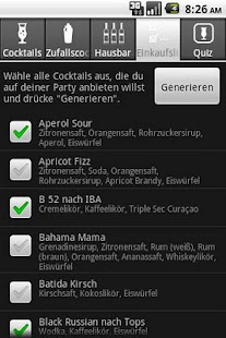 Cocktail- screenshot thumbnail