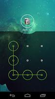 Screenshot of AppLock Theme Space