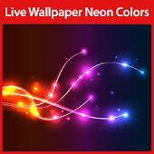 Neon Colors Live Wallpaper