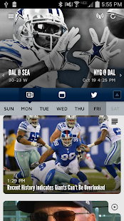 Dallas Cowboys Mobile- screenshot thumbnail