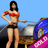 Bikini Car Wash - Gold Edition