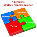 Strategic Plan Templates icon