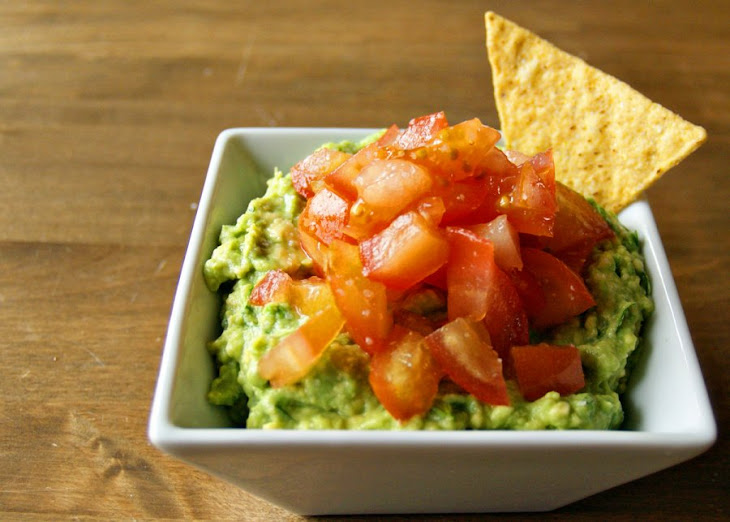 Best Basic Guacamole Recipe