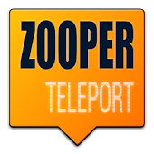 Zooper Teleport Icons/Widgets
