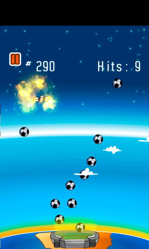 Ramos' Space Oddity- screenshot