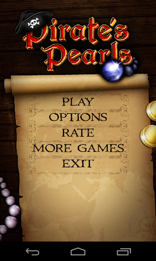 Pirate's Pearls Free