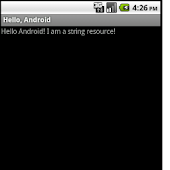 Hello Android!