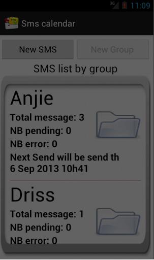 SMS SCHEDULER no Ads