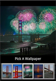 Golden Gate Bridge Wallpapers - screenshot thumbnail