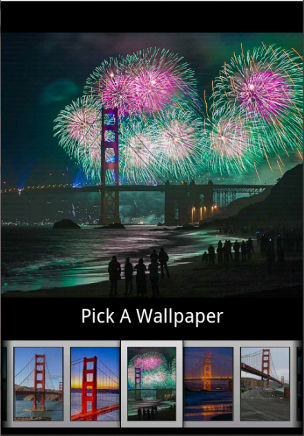 Golden Gate Bridge Wallpapers - screenshot