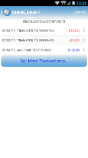 Southern FCU Mobile - screenshot thumbnail