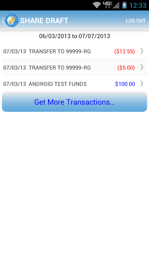 Southern FCU Mobile - screenshot