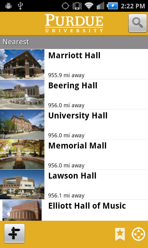 Purdue University Campus Tour- screenshot