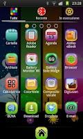 Screenshot of Season  theme GO Launcher EX