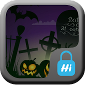 Halloween theme for HI AppLock