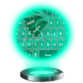 Turquoise Keyboard