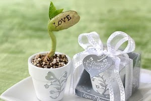 Screenshot of Wedding Favor Ideas