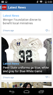 Lebanon Daily News - screenshot thumbnail