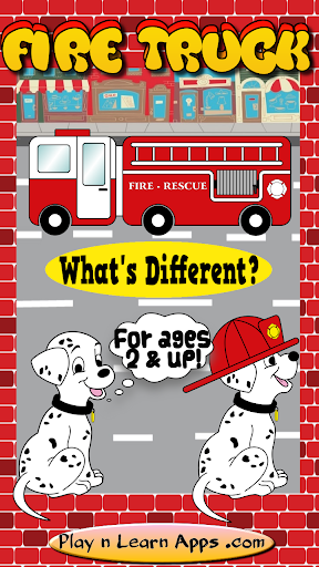 Firetruck Game Whats Different