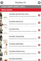 Screenshot of Plus Ultra Seguros