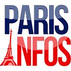 PARIS INFOS/Actu,mercato,vidéo icon