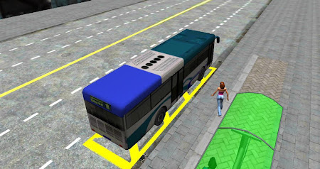 3D City driving - Bus Parking 1.2 screenshot 639146