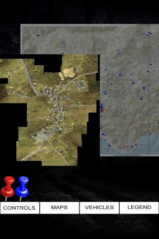 DayZ Map Guide - screenshot