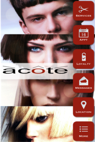salon acote newbury android apps on google play