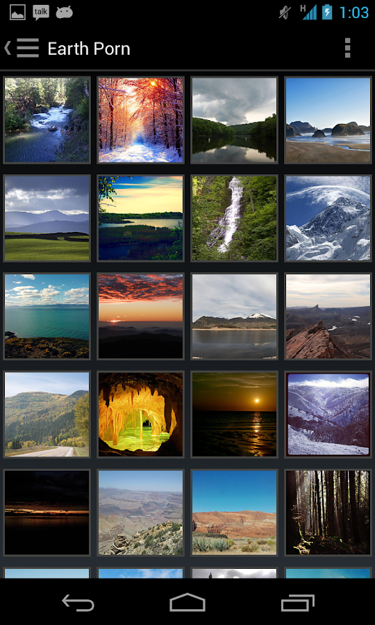 Imgur Gallery Pro - screenshot