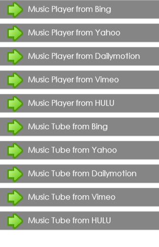Tube For Music Player