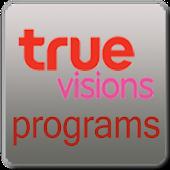 TrueVisions programs