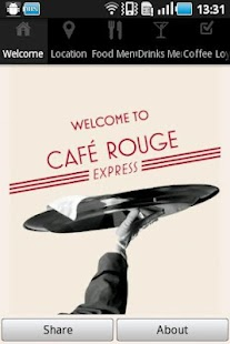 Cafe Rouge Express
