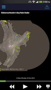 MetService Marine screenshot 7